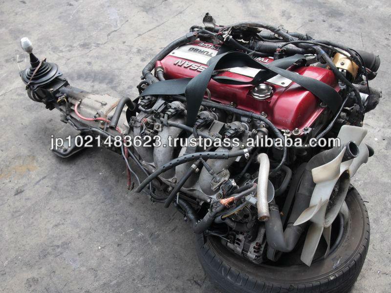 Japanese Kullan Lm Sat L K Araba Motor Motor S13 S14 S15