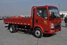SINOTRUK Light-Weight 3-5ton Cargo Truck
