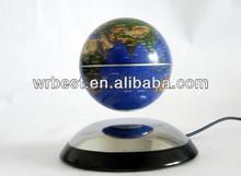 Levitating globe, floating world map globe, Magnetic floating globe