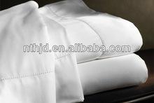 High thread hem stitch bed sheet