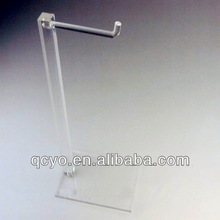 shopping bag display stand for exclusive store
