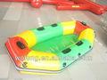 Professioneller hersteller drect verkauf pvc schwimmende boot aufblasbare wasser Spielzeug/segelboote zum verkauf