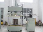 hydraulic cold oil press machine, four columns press machine 100T