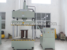hydraulic cold oil press machine, four columns press machine 100T