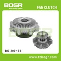 8-94244-409-0 para isuzu de aceite de silicona embrague del ventilador