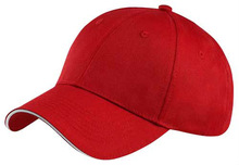 Sports Cap Made of Quality Fabric.