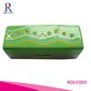 bling rhinestone green lipstick packing box