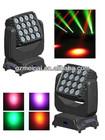 beam zoom osram led16*4in1 matrix stage lighting rgbw led moving head disco effect light