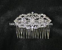 zircon hair combs