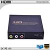 high quality mini hdmi rca converter Hdmi To Av Converter