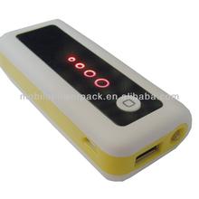 2013 hot selling 5600mAh power bank for samsung/LG/Moto/iPad