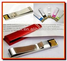 hot cheap 1gb 2gb 4gb 8gb 16gb wholesale book clip usb flash drive