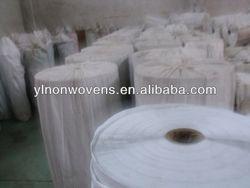 PET Non Woven fabric aluminum foil laminated pe woven fabric