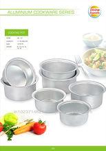 Aluminium Cooking Pots Heavy