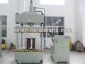 Cuatro en el pecho coulmns máquina de la prensa 40t, hidráulico frío prensa de aceite de la máquina