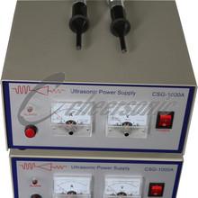 Portable handle ultrasonic Solar panel seam spot welder converters