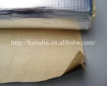 Auto vibration isolation pad
