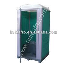 China Guangzhou Huida top quality portable toilet one piece plastic portable toilet