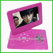 9 inch portable dvd vcd cd mp3 mp4 player