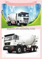 Shacman nuevos y usados hormigonera camiones 6 x 4 y 8 x 4 para la venta