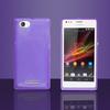 TPU mobile phone case for Sony Xperia M,capa para celulares for Sony c1905