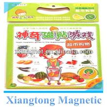 Magic Magnetic Games Super Market/Magnetic connec toys