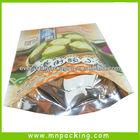 Stand Up Aluminum Foil Plastic Bag Packaging For Baked Goods