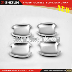 Freight Return SIZZLE 2009 Chevrolet Cruze Accessories ABS Plastic Chrome Door Handle Bowl Cover