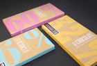Kraft Paper Packaging for Chocolate Bars with Custom Printing