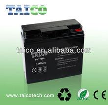 6-dzm-20 sealed lead acid batteries 12v 20ah rechargeable battery