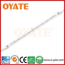 big watt quartz infrared Halogen Heater tube for printing
