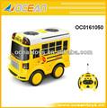 2013 hot 4ch controle remoto ônibus escolar com som e música - OC0161050