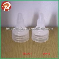 24/410 twist top cap 24mm plastic twist top caps for bottle packagingTBLJK-1