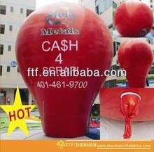 Best advertising PVC hot air balloon