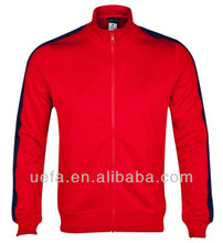 2013/14 newest soccer jacket Barca grade original,thaiand football jacket men soccer jacket