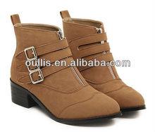 boots 2013 best PU shoes ladies beautiful flats PM2609