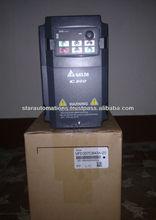 VFD007CB43A-20 Ac motor inverter / 0.75KW, 1HP delta inverter