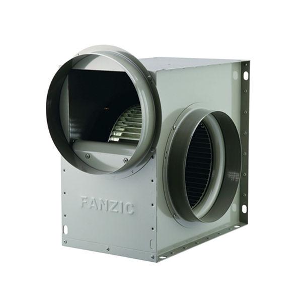 Small Centrifugal Fans : Mm small centrifugal fans fanzic view high