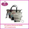 Latest design private label women handbag sets