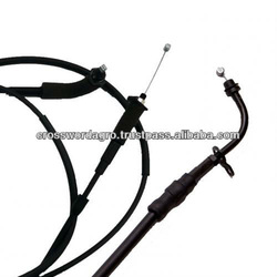 THROTTLE CABLE FOR BAJAJ RE4S 205CC