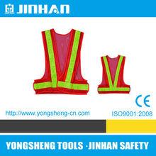 JINHAN Emergency Safety Vest,green safety vest,safety vest 3m