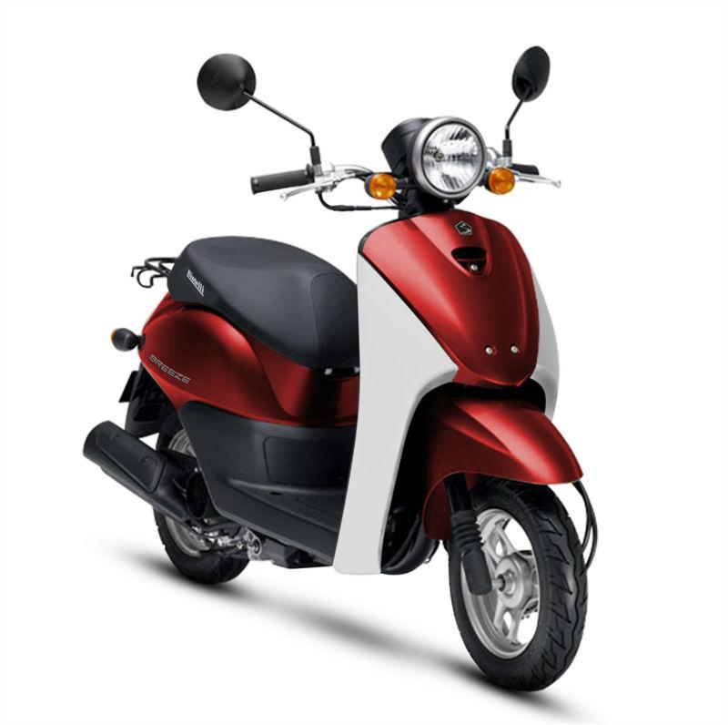 Brand New Bintelli Breeze 49cc EPA DOT Gas Scooter Scooters