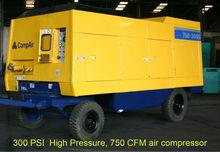 High pressure 300 psi air compressor