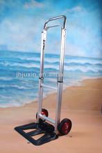 luggage cart rear axle