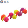 BV insect shaped squeaky pet toys & pet accessory& pet products