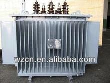 Three Phase oil copper winding 250kva transformer