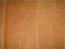 Cotton Raw Canvas