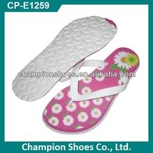 Custom EVA Foam Sandal for Women