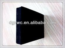 Black eva foam packing box