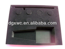 High density Black Stamping Eva foam product